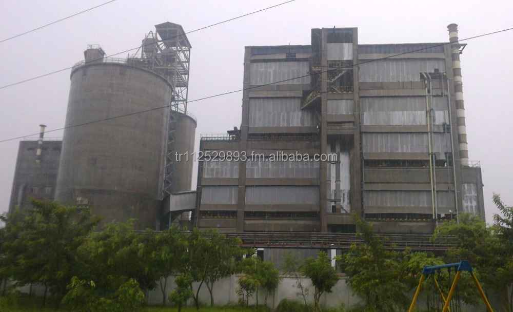 2000 ton per day cement plant (used)