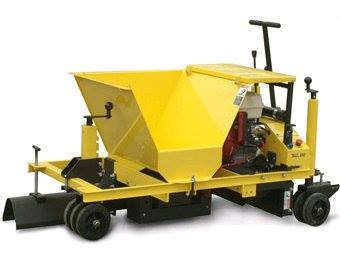 CONCRETE & aSPHALT CURBING MACHINE