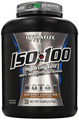 ISO 100 Whey Protein Isolate Powder - 5 lbs (Gourmet Chocolate