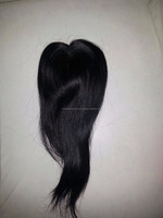 High quality 100% virgin indian human hair closure