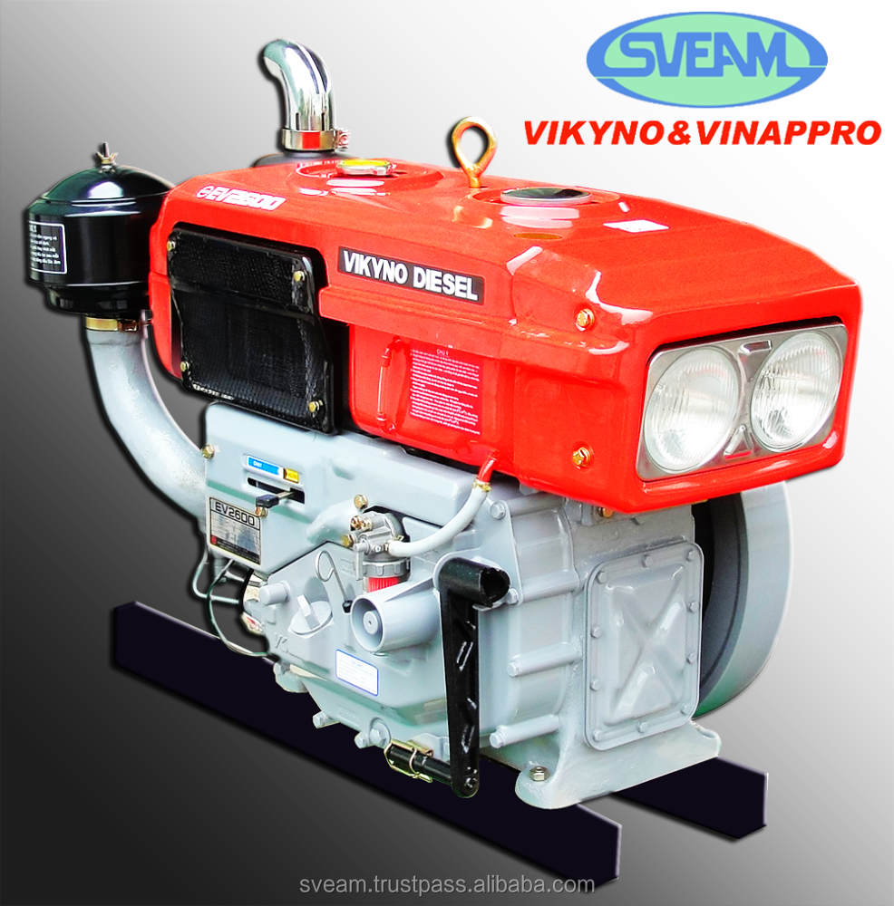 Sveam Diesel Engine EV2600