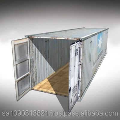 Used New 20 Feet 40 Feet Shipping Containers for Sale Yanbu Saudi Arabia
