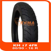 MOTORCYCLE TIRE SIZE 80/90-16 - GOOD TIRE - GOOD PRICE