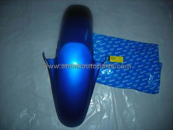 FRONT FENDER FOR BAJAJ PULSAR 200 BLUE