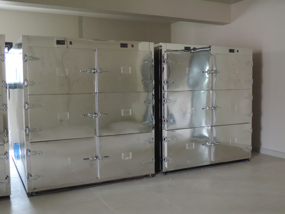 supply mortuary cold room for body storage cheap auto defrost