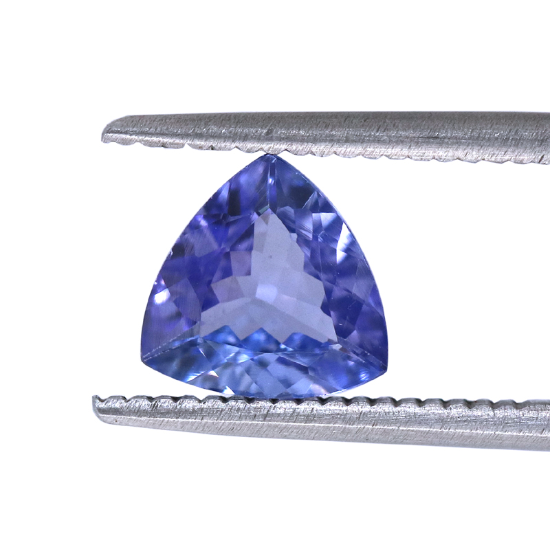 wholesale loose trillion cut AA natural tanzanite prices