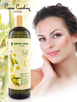 Pierre Cardin Olive Care Shower Gel 400ML Ideal PH For All Skin Types