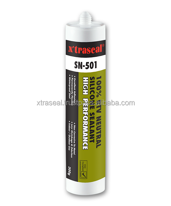 SN-501 100% RTV Neutral Silicone Sealant