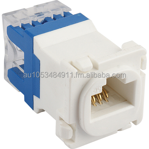 Clipsal Compatible CAT6 RJ45 Insert