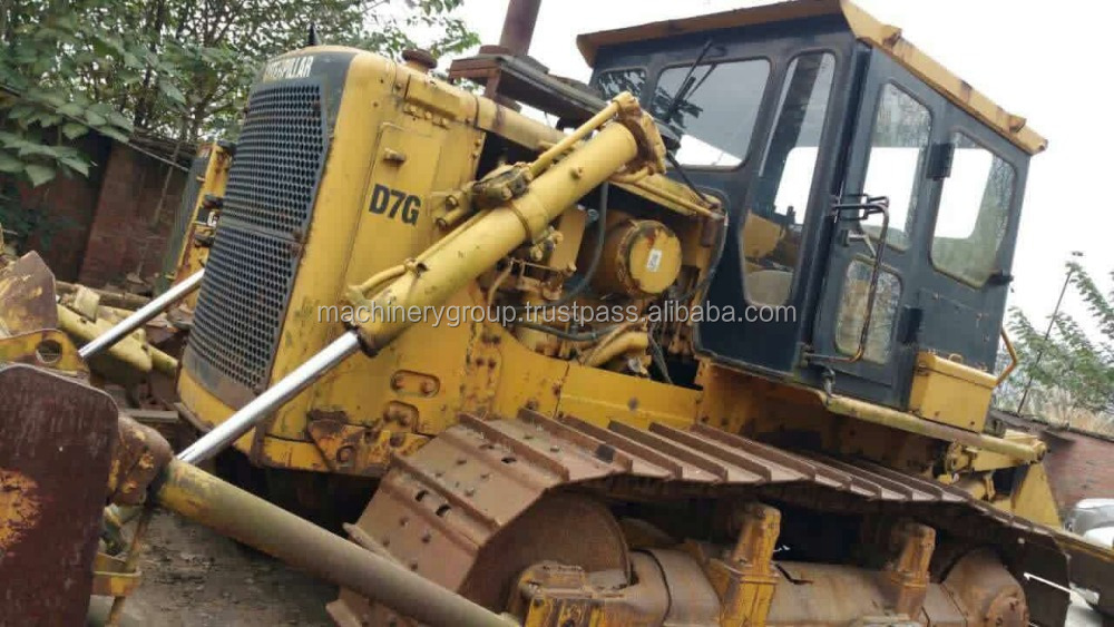 Used CAT Crawler Tractor D7G,Used CAT Dozer D7G