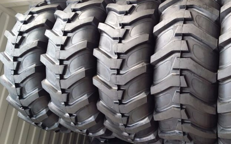 Direct china tire factory 19.5L-24 backhoe tyre R4 high rubber content