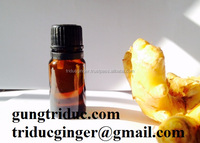 Vietnamese Ginger Essential Oil, no preservative with the most competitive price in Vietnam