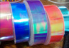 Holographic Adhesive Colured hula hoop Tapes