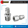 Quality Assured High Grade Purge Valves at Reliable Price