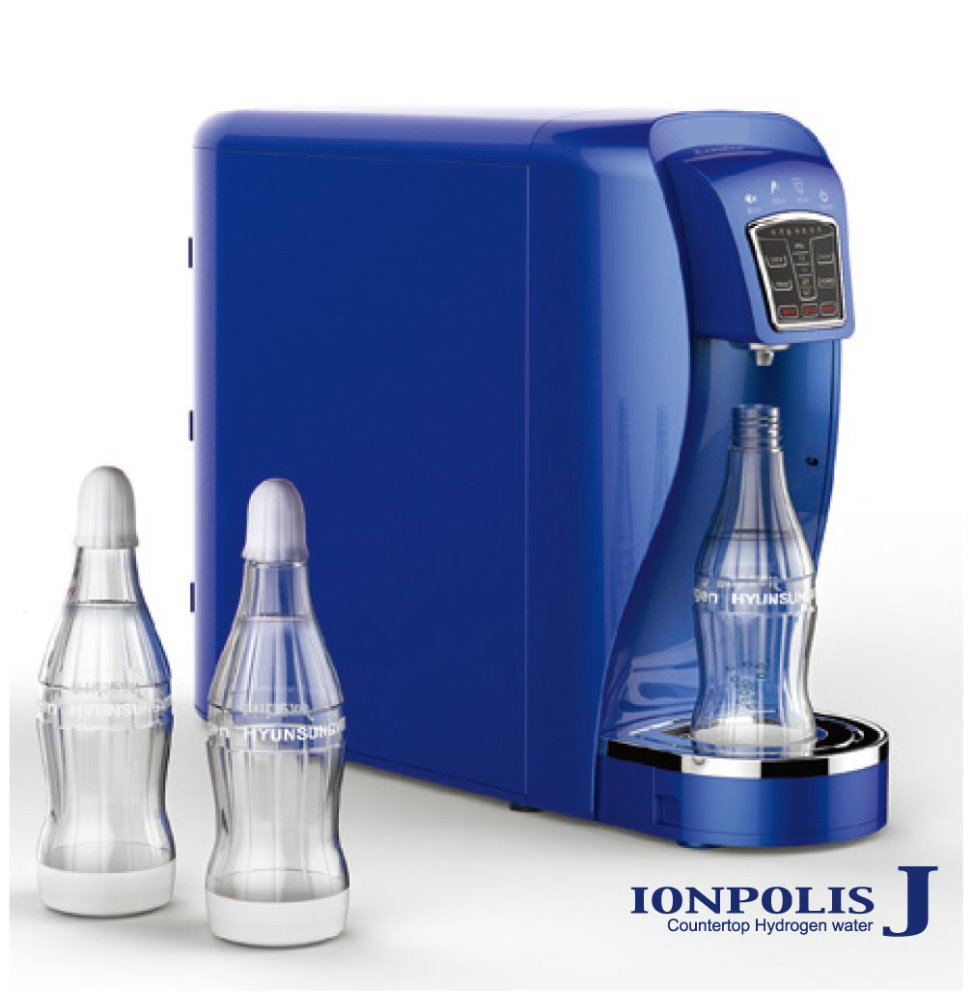 korea rich hydrogen ion water maker