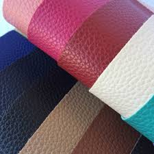 PVC Synthetic Leather For Car Seat Material,Car Decoration Leather