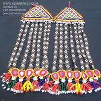 Kuchi fashion stylish handmade design jewelry tassels sg