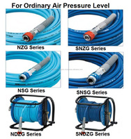 Air compact hose for silent air compressor made by japanese manufacturers