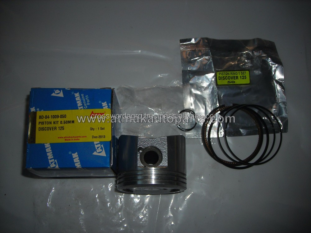 PISTON KIT 0.50mm FOR BAJAJ DISCOVER 125 IN MEXICO