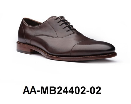 Genuine Leather Men's Dress Shoe - AA-MB24402-02