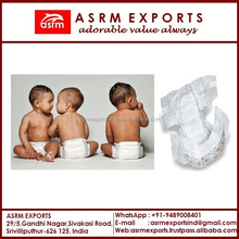 Disposable Non Woven Baby Diaper Manufacturer in India