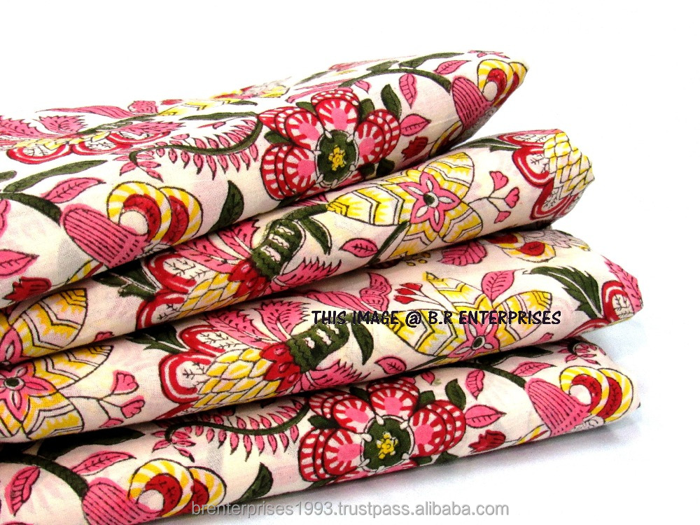 wholesale indian handmade 100% cotton latest chiffon cashmere embroidered fabric