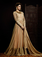 Embroidered Long Floor Length Anarkali, Beautiful Anarkali Suit