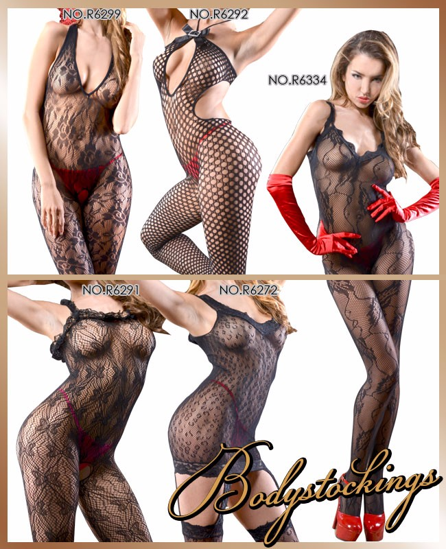 Two Piece Entice Diamond Net Hot Sexy Open Side Lingerie