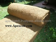 Coconut Coir Geotextiles / Coir fiber Logs for Soil and Water Erosion Control