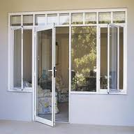 aluminium works in window and door
