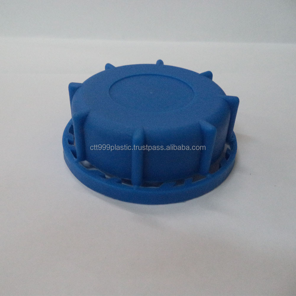 Plastic cap / lid / closure seal cap with guarantee different liners high quality plastic resin