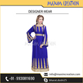 Royal Bridal Wear Dubai Kaftan For Women By Maxim Creation 6108