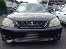 USED DAMAGED CARS FOR SALE IN JAPAN FOR TOYOTA MARK II 2003 AT TA-JZX110