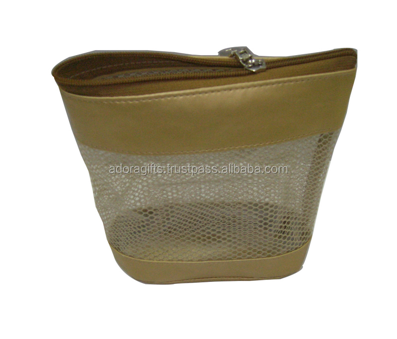 supplier of new pattern ladies cosmetic bag for cosmetics storage