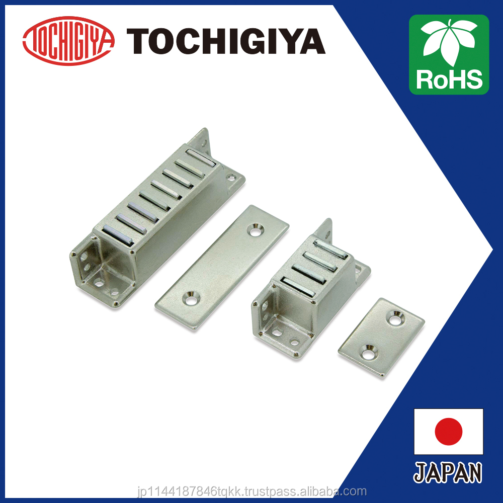 TL-375 Magnetic Catch series RoHS compliant 2d 3d cad double face Japan Material : die casting RoHS2 RoHS10