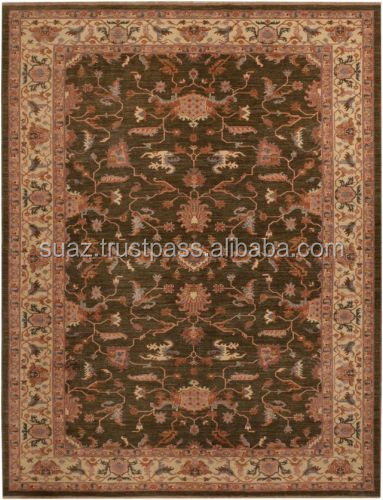 handmade oriental carpets india with custom size and custom colors , luxurious pure handmade silk carpet cheap rugs and carpet