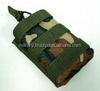 Molle Open Top MagazineWalkie Talkie Pouch