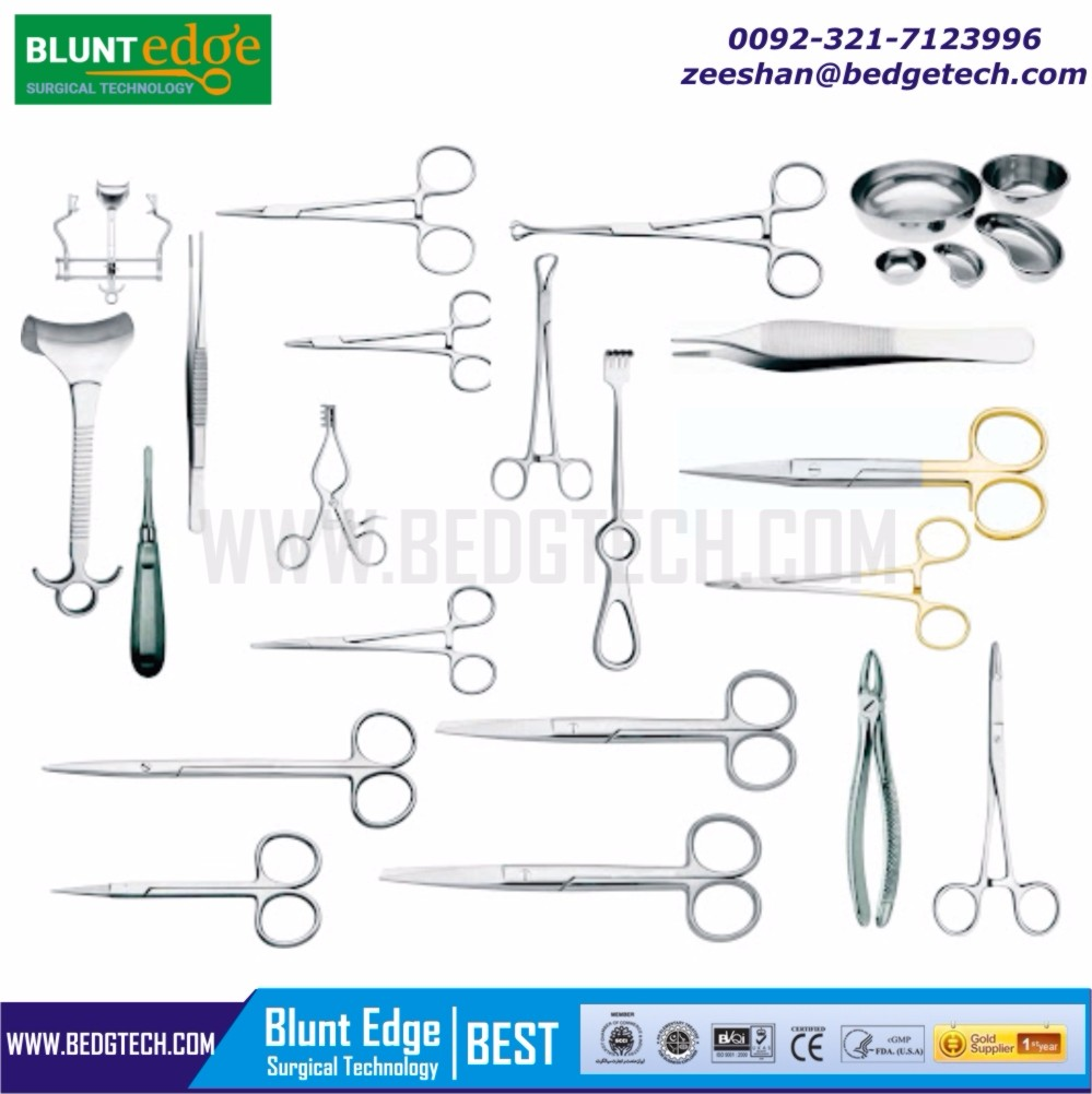 Joseph Nasal Saw/Blunt Edge Surgical Technology