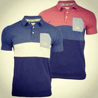 High Quality Yarn Dyed Polo Tshirt Mens