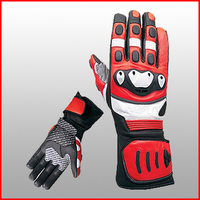 TOP Quality Motorbike Leather Gloves/Biker leather gloves/ Motorcycle