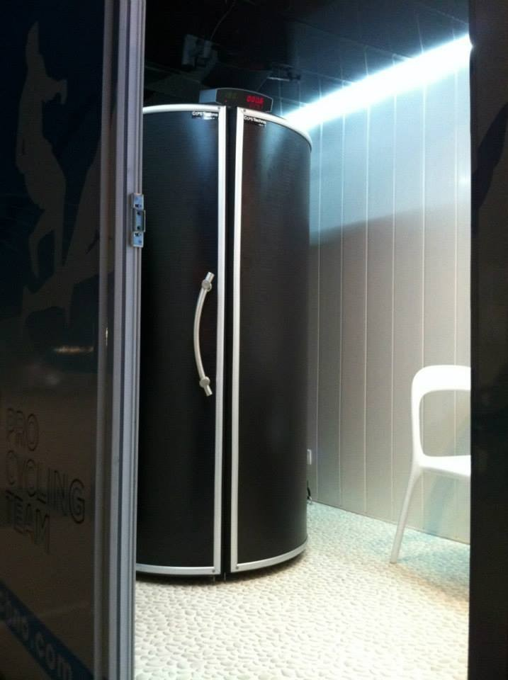 Cryosauna Krion Mobile