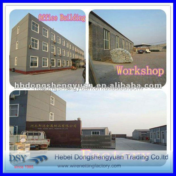 direct factory anti-explosion construction Hesco bag/Hesco / Bastion / Security Wall Sand bags for Hesco Barrier (hot dipped gal
