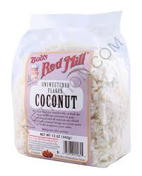 Flaked Coconut, Unsweetened