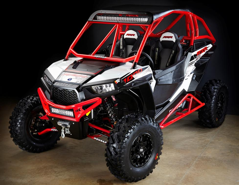 2016 Polaris RZR 1000 High Lifter Edition 4-Wheel Drive