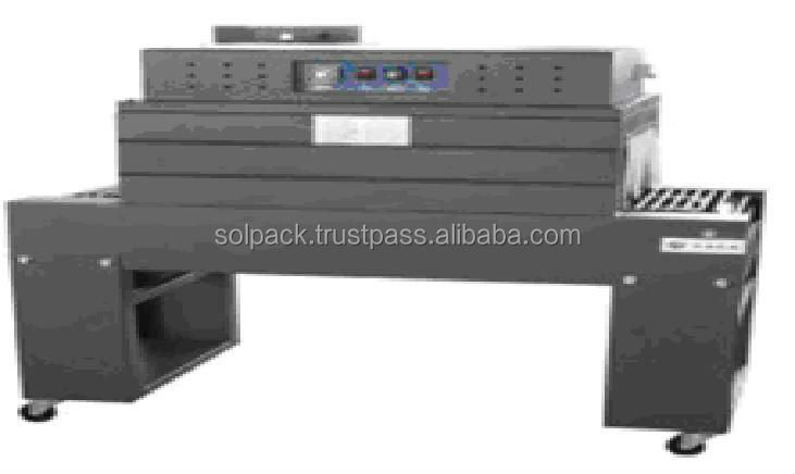 SOLPACK SYSTEMS Shrink Wrap Making Machine