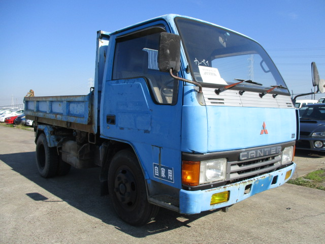 Exellent condition and High quality used mistubishi canter truck for sale for family use