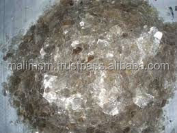 mica and vermiculite