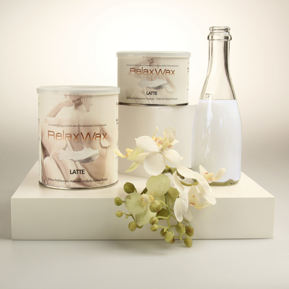 Liposoluble depilatory wax Milk by Ciesse s.r.l. (Italy)