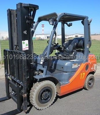 USED MACHINERIES - TOYOTA 2,5 TON FORKLIFT (6730)