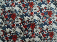 Screen design printed fabric / textiles & garments usag printed fabric